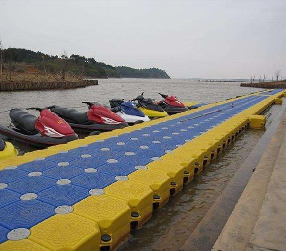 交通设施厂家-浮台码头