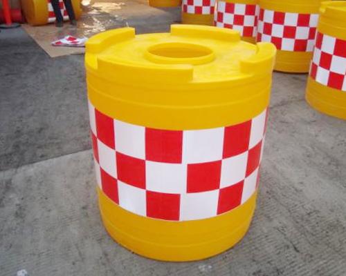 圆形滚塑防撞桶